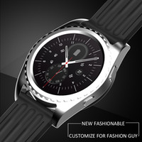 Wholesale tracker gear online – Smart Watch GS3 Support Bluetooth Phone Call Heart Rate Monitor Fitness Tracker Electronic Gear Sport Watch For iOS Android Smart Phone