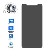 ingrosso protezioni dello schermo per la privacy per iphone-Pellicola salvaschermo Anti Spy per il 2019 Nuovo iPhone XS MAX XR XS Pellicola proteggi schermo per iPhone X 7 8 PLUS vetro temperato senza confezione