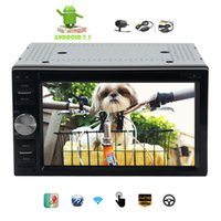 Wholesale wireless dvd player mp3 for sale - Wireless Camera Eincar Car Stereo Double din GPS Navigation Autoradio Octa core System CD car DVD Video P Player Bluetooth FM