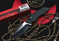 ingrosso coltello di nylon migliore-Offerta speciale 1905 Kershaw Induzione Hawk Lock Drop Point Blade Nero alluminio pieghevole Coltello EDC coltelli con scatola al minuto