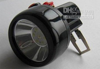 Wholesale miner lights resale online - KL2 LM A All in one LED Miner Safety Cap Lamp LED mining light high safety with CE Ex certification