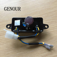 Wholesale generators avr - 2.8KW GENERATOR AVR for GASOLINE GENERATOR 2KW 2.8KW 168F 170F,SINGLE PHASE AVR Automatic Voltage Regulator Rectifier 250V 330uf