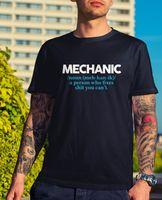 410be1e4 funny cars jokes Canada - Mechanic Definition T-Shirt - Funny Joke Gift  Novelty DIY