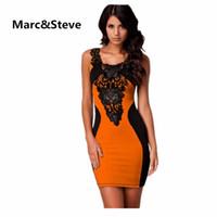 095dec3163e72 Alishebuy Vintage Dantel Elbise Kolsuz Seksi Kadınlar Şifon Elbiseler  vestido de renda vestidos femininos 5 Renk