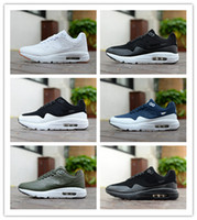 ingrosso sc b-Maxi di alta qualità 1 Sneaker SC Premium ULTRA MOIRE Scarpe da corsa per uomo e donna Triple Black / University rosso