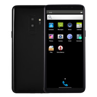 Wholesale player plays radio 2gb mp3 online - 4G LTE Goophone S9 Plus Clone GB GB GB Bit Quad Core MTK6737 inch In Cell Curved Full Screen Face ID Fingerprint GPS Smartphone