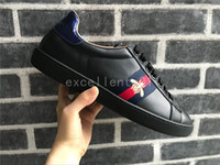мужская спортивная обувь модная оптовых-Мужчины Женщины Повседневная обувь модные роскошные бренды дизайнер кроссовки скейтбординг обувь досуг спортивная фитнес-Chaussures де Спорт залить Hommes