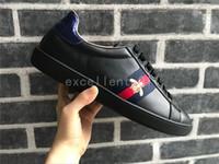 diseñador de marcas de zapatos de ocio al por mayor-Hombres Mujeres Zapatos casuales Marcas de moda de lujo Zapatillas de deporte de diseñador Zapatillas de deporte Ocio Deportes Fitness Chaussures de Sports Pour Hommes