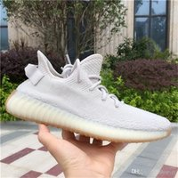c76e91b56 2018 New Originals 2028Yeezy Sply 350 V2 Sesame Butter Kanye West Running  Shoes Sneakers For Men Women Authentic F99710 With Box
