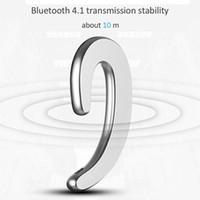 bluetooth kulaklık alıcısı toptan satış-2018 Yeni plosyon modelleri Alıcı yok S-103 Bluetooth kulaklık Uzun bekleme Aşırı kulak içi kulaklık Bluetooth kulaklık Uzun süreli kulak ağrısı yok Spor