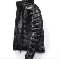 jaqueta para mulheres venda por atacado-18FW Tridimensional Sob Medida Slim Down Jacket Homens E Mulheres de Alta Qualidade Preto E Azul Para Baixo Casaco HFBYYRF039