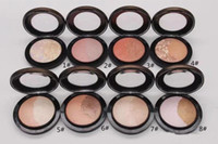 Wholesale top finish for sale - New makeup Brand Jade Jagger Skin Finished Face powder colors Pressed Powder Top quality DHL SHIPPING