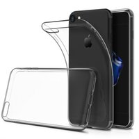 Wholesale Soft Silicone Case Lg - Ultra Thin for Iphone X Iphone 7 8 Plus Iphone 6S Plus Case S8 S7 Edge Crystal Clear TPU Silicone Soft Cover