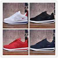 Wholesale flat netting - 2016 Hot Sale classic yin and yang male and female spring autumn casual shoes racer shoes Cortez Shoes Leisure Nets Shoe size Eur 36-45