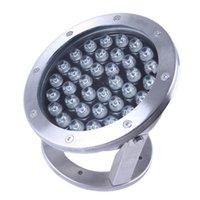 su altı balıkçılık lambaları toptan satış-Çevre Dostu Led Işıkları Açık Peyzaj Peri Bahçe Minyatürleri Sualtı Lambalar Balık Tankı Paslanmaz Çelik Çeşme Lamba 184lt7 ff