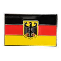 almanya bayrakları toptan satış-Alman Devlet Ensign Bayrak Almanya Kartal Pin Rozeti