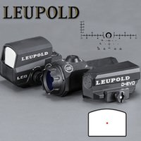 Wholesale scope magnifiers for sale - Group buy LEUPOLD Dual Enhanced View Optic D EVO Reticle Rifle Scope Magnifier with LCO Red Dot Sight Reflex Sight