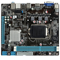 pci express x16 vga al por mayor-Placa base 1150 H81 DDR3 Micro ATX HDMI VGA para Intel 4ta generación i3 i5 i7 CPU Socket H3 LGA1150