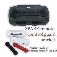 transmisor de cámara a distancia al por mayor-Accesorios SPARK Transmisor de control remoto Thumb Stick Guard Rocker Protector Anti-Shake Fijador para DJI Spark Camera