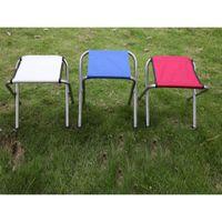 kostenlose klappstühle großhandel-Kostenlose Post Kostenloser Versand Ein Klapphocker; ein Outdoor-Klappstuhl; ein kleiner Hocker Fischenstuhl