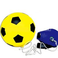 Wholesale plastic soccer balls online - Children Toy Football Indoor Outdoors Athletic Sports Russia World Cup Soccer Fitness Puzzle Toys Gift yq W