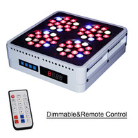Wholesale Apollo Grow - Full Spectrum Grow Light Apollo 4 Dimmable Remote Control with 60x3W High Efficiency Grow LED. Factory Supply Spectrum Customize