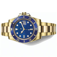 Wholesale men's luxury watches for sale - Famous Logo R2Submariner Date The Diver S Watch Oystersteel Oyster mm Watches For Man Waterproof Luxury Brand Nobleman Watches