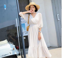 cheap for sale 06cee 5d1a6 2018 summer dress new Korean version of womens  clothing in the ... dd25050ab