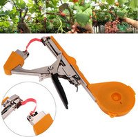 Wholesale plastic strapping machines - Plant Bind Branch Tapetool Hand Tying Binding Machine Garden Tools Tapetool Tapener Vegetable Stem Strapping Grape Pruning Tool