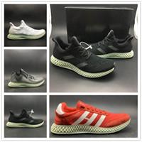 Wholesale sports technology resale online - TOP AlphaEdge D LTD Printing Technology Running Shoe Futurecraft Grey Black White Red Mens Designer Upper Sport Sneaker