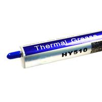 silicona conductora térmica al por mayor-30g Grey Silicone Compound Thermal Conductive Needle Grease Paste Disipador de calor para CPU GPU LED Cooling Component Glue Thermal Pastes