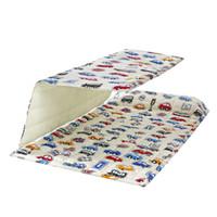 Wholesale car quilts online - Cartoon car kids bedding set child sleeping bag portable children kindergarten siesta quilt kids bedding set