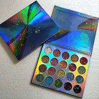 Wholesale eyeshadow platte - New Hot Eyeshadow Glitter Eyeshadow 20 Colors Eyeshadow Platte Glitter Eye Shadow DHL Free Shipping