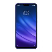 xiaomi phone оптовых-Оригинальный Xiaomi Mi 8 Lite 4G LTE Мобильный телефон 6GB RAM 64GB ROM Snapdragon660 Octa Core 6.26