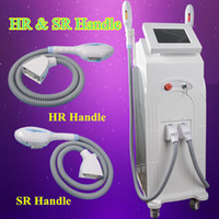 luces de vena al por mayor-Máquina de depilación con láser pre-ipl e-light máquina de eliminación de vello con láser ipl endurecimiento de la piel opt shr terapia de vena vascular