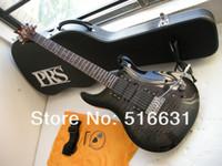 las guitarras clásicas liberan el envío al por mayor-Estilo clásico negro gris 513 Guitarra Instrumentos musicales Guitarra eléctrica envío gratis No incluye estuche