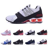 pretty nice c08a7 c5367 Nike Shox Avenue High Quality Men Classic Tlx Avenue 802 080 Entregar Oz  Chaussures Femme Zapatillas deportivas Entrenador deportivo Tennis Cushion  Sneakers