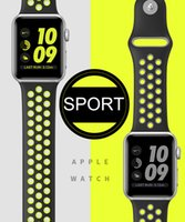 Wholesale ladies waterproof sport watches - heren waterproof washable sport 42mm smart watch band silver hole silica TPU running\gym fit horloge bandjes\strap\band for dames\lady