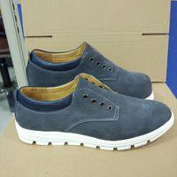 застроенный башмак оптовых-Обувь на заказ LLD Обувь на стройке для короткой ноги