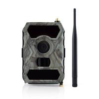 bilder kostenlos hd großhandel-3G Mobile Trail Kamera mit 12MP HD Bild Bilder 1080P Image Video Aufnahme mit Free APP Fernbedienung IP54 Wasserdicht