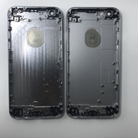 Wholesale For Iphone S SPlus Back Rear Cover Battery Housing With logo Side Buttons Sim Card Tray