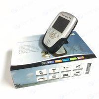 moniteur lcd portable 2,5 pouces achat en gros de-2.4G sans fil Palm Monitor Portable DVR Rec SD USB DVR 4 canaux Récepteur 2.5 pouces TFT LCD Monitor