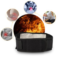 self heating magnetic therapy waist Australia - Waist Support Belt Waist Brace Support Belt Self Heating Magnetic Therapy Lumbar Braces Bandage Lower Back