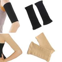 capas de braço de nylon venda por atacado-1 par das mulheres yoga sports arm proteger ciclismo correndo proteção de bicicleta manguito capa de manga bicicleta sport aquecedores de braço mangas