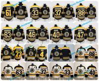 Wholesale brad marchand - 2018 Boston Bruins 61 Rick Nash Patrice Bergeron Bobby Orr Chara Brad Marchand David Pastrnak Tuukka Rask Krejci Krug McAvoy Hockey Jerseys