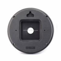 ingrosso cerchio orologio-150 mm Cerchio posteriore Cover Orologio da parete fai da te Parti Movimento al quarzo Titolare Dispositivo di fissaggio Orologio Scatola di montaggio Horologe Accessori di riparazione