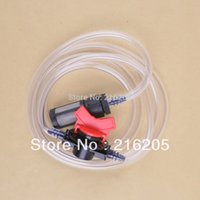 Wholesale connector assemblies resale online - Free ships New arrived suction assembly for venturi injector for liquid fertilizer set connector size G3 quot