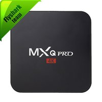 Wholesale fi player for sale - Group buy Smart TV MXQ Pro K Amlogic S905w Andorid Box G Wi Fi WIFI HDMI K H Android Media Player