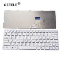 vaio-tastatur groihandel-GZEELE russische Laptop Tastatur für SONY für VAIO SVE11 SVE111 SVE11113FXB SVE11115EG SVE111 15ELW RU Layout