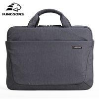 carcasa de portátil asus al por mayor-Kingsons 14.1 pulgadas Notbag bolso maletín portátil para Dell HP Asus Toshiba Acer Lenovo ordenador maletín KS3040W